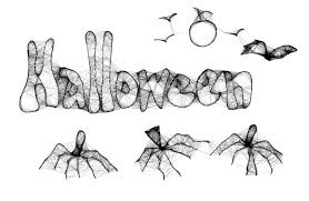 scary things to draw for halloween information keywords and pictures