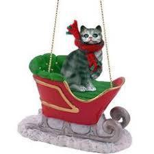 cazenovia abroad sterling silver cat ornament collectible