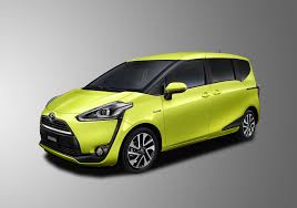 toyotas new car toyota sienta hybrid mpv small minivan forbidden fruit or