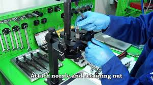 bosch common rail injector repair procedure youtube