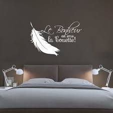 stickers chambre adulte sticker citation chambre des photos stickers muraux chambre adulte