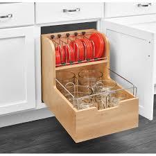 rev shelf food storage pull out drawer reviews wayfair rev shelf food storage pull out drawer