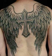 tattoo of angel tattoo designs ideas for man and woman