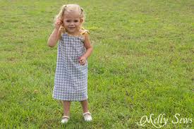 free girls dress pattern 30 days of sundresses melly sews