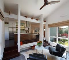 kitchen living room divider ideas living room contemporary with