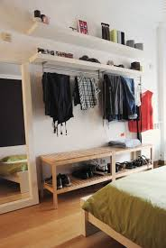 bedroom design marvelous portable coat rack metal clothes rail