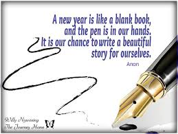 new year picture books a new year is like a blank book and the pen is in our pictures
