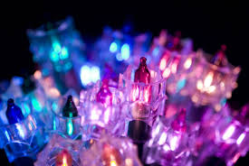 crystal light wallpapers photo collection christmas blue purple wallpaper