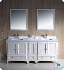 63 inch double sink bathroom vanity single sink poplar bathroom