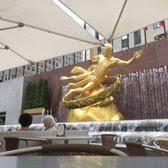 Rockefeller Center Summer Garden - summer garden u0026 bar 15 photos u0026 14 reviews bars 20 w 50th st