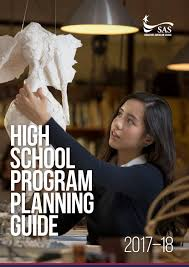 high program planning guide 2017 18 by singapore american