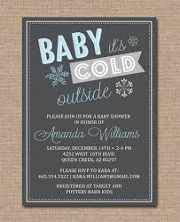 baby it s cold outside baby shower winter baby shower invitation baby it s cold outside