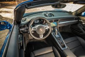 1986 porsche targa interior 2015 porsche 911 reviews and rating motor trend