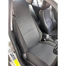 siege citroen c2 citroen c2 housse de siège gris anthracite 2 sièges avants