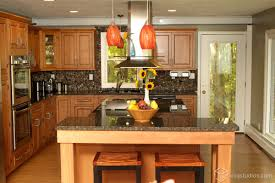 kitchen gorgeous maple kitchen cabinets and wall color hickory