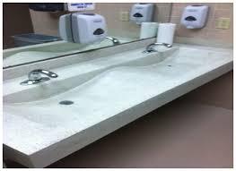 Bathroom Trough Sink Bathroom Double Sink Concrete Trough Election 2017 Org