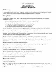 home health aide resume home health aide resume summary no experience objective exles