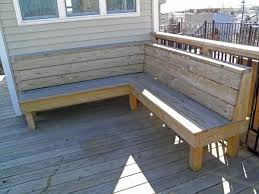 Build Deck Bench Seating 100 Build Deck Bench Seating Diy Storage Bench Seat Plans
