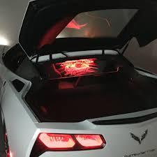 c7 corvette accessories c7 corvette glowplate coupe 2014