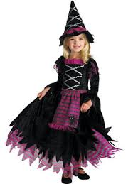 Scary Halloween Costumes For Kids Girls Witch Halloween Costumes At Low Wholesale Prices