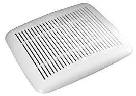 broan exhaust fan cover amazon com broan 690 bathroom fan upgrade kit 60 cfm home improvement