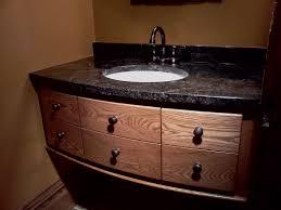 Bathroom Vanities With Tops Single Sink by Bathroom Captivating Granite Bathroom Vanity Countertops Give You