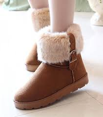 s boots with fur casual multi color fur design s boots mount mercy