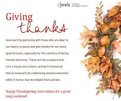 happy thanksgiving 2013 canadianmortgageco mortgage