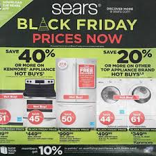 appliances deals black friday sears black friday 2017 sale ad u0026 deals blackfriday com