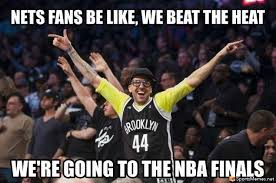 Heat Fans Meme - brooklyn nets fans meme