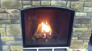 heatilator heirloom gas fireplace youtube