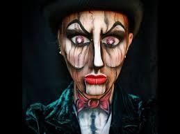 easy diy halloween costumes creepy doll makeup tutorial youtube best 25 ventriloquist makeup ideas on pinterest puppet makeup