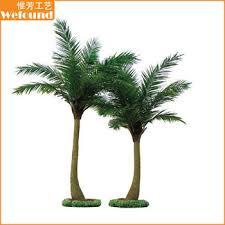 ct90451 artificial small coconut trees coconut trees plastic