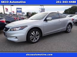 honda accord coupe 2012 for sale used cars for sale mobile al 36608 skco automotive