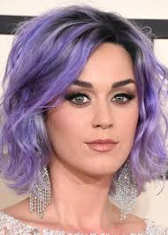 how to achieve dark roots hair style short purple bob violet with dark roots hair color pinterest