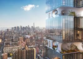 21 Angullia Park Floor Plan by Oda Proposes A Manhattan Skyscraper With Sky Gardens Skyscrapers