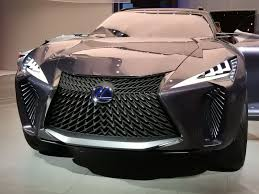 lexus suv concept ux concept is lexus vision for a luxury small suv