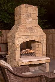 Patio Fireplace Kit by Outside Fireplace Kits Crafts Home