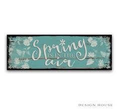 spring signs spring wooden signs spring decor spring plaques