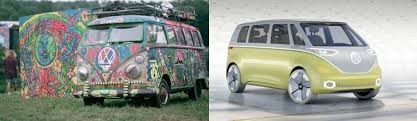 new volkswagen bus volkswagen u0027s i d buzz microbus signals a new wave of electric