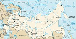 russia in maps maps of russia