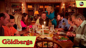 the goldbergs thanksgiving dinner the goldbergs