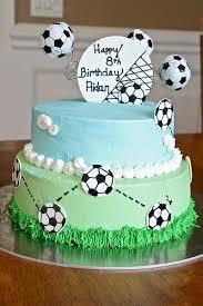 soccer cake soccer cake and winners