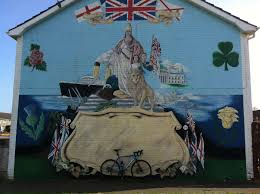 murals on walls in belfast singletrack forum img