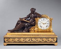 Pewter Mantle Clock European Clocks In The Seventeenth And Eighteenth Centuries