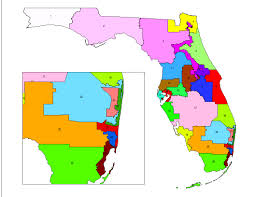 Ruskin Florida Map by Florida U0027s New Congressional Map Mattsmaps