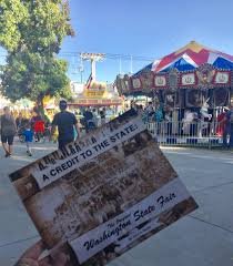 Washington State Fair Map by The Central Wa State Fair Celebrates 125 Years By Selling Fair H