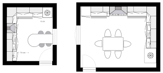 plan de cuisine en ligne plan cuisine en 3d bien cuisine blanche plan de travail noir d