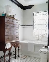architecture vintage bathroom tile patterns in virtual bathroom