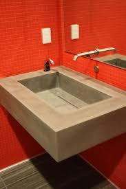 troff sinks bathroom concrete bowls minneapolis mn concrete barrel ramp u0026 trough